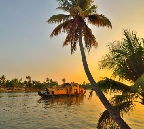 Alleppey, Kerala Backwater