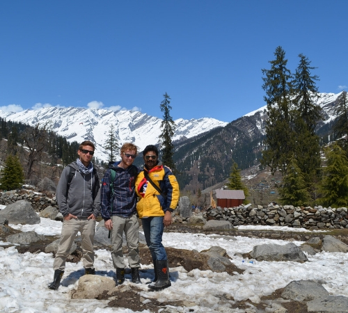 Best Himachal Family Tour