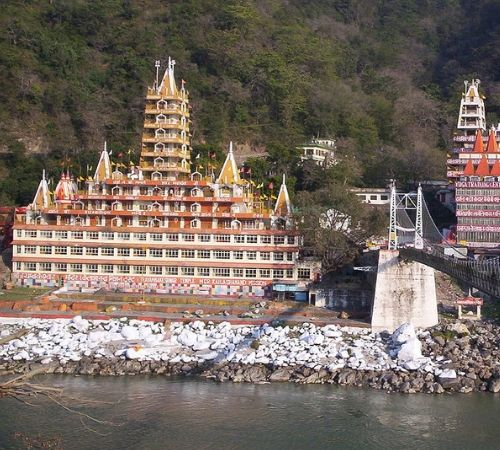 Explore Rishikesh with  Delhi and Agra