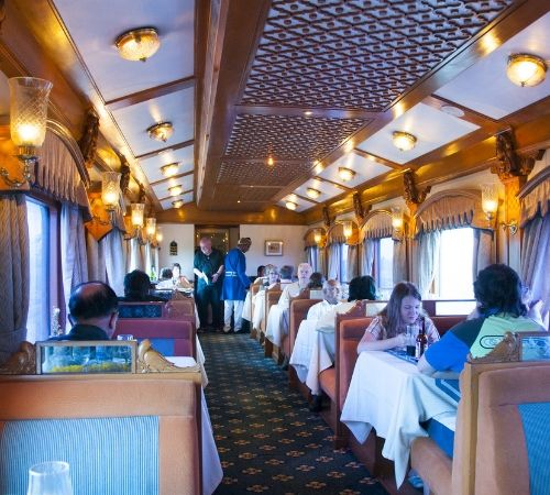 Maharaja Luxury train tour